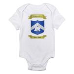 Print your crest on: Infant Bodysuit