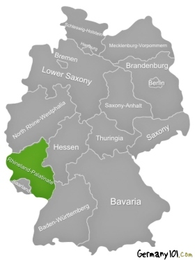 Rhineland Palatinate 101 Germany