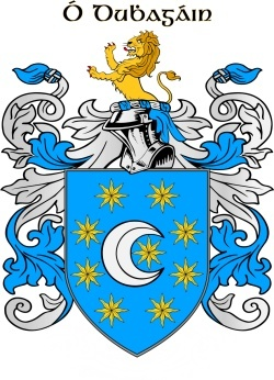 DUGGAN family crest
