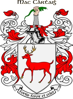 MACCARTHY family crest