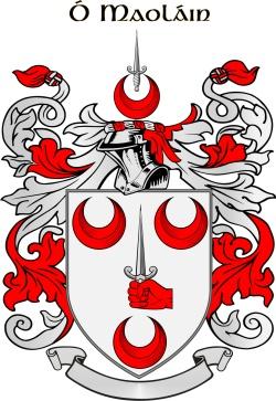 MULLAN family crest