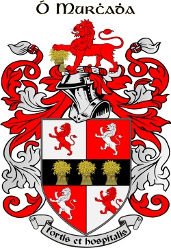Morphy family crest