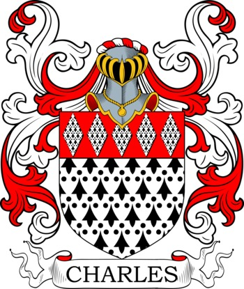 CHARLES family crest