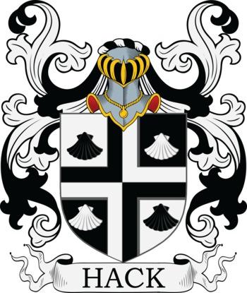 HACK family crest