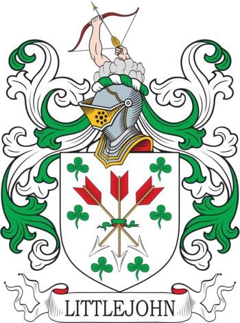 LITTLEJOHN family crest