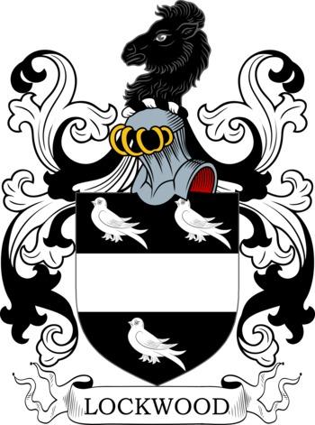 LOCKWOOD family crest