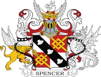 SPENCER family crest