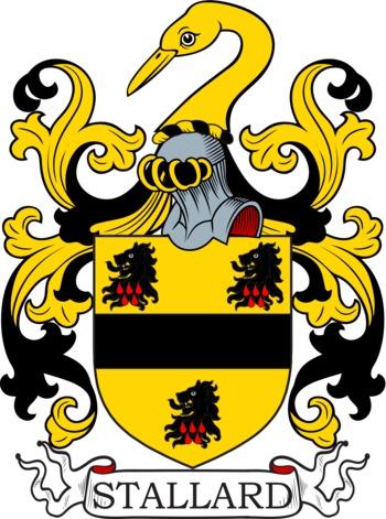 STALLARD family crest
