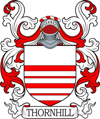 THORNHILL family crest