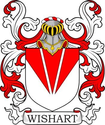WISHART family crest