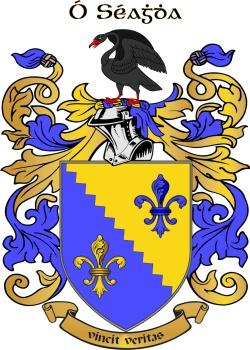 SHEE family crest